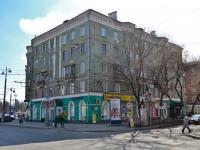 Пермь, улица Полины Осипенко, дом 54. многоквартирный дом