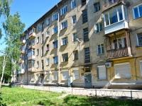 Пермь, улица Полины Осипенко, дом 51. многоквартирный дом