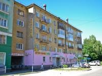 Пермь, улица Полины Осипенко, дом 53. многоквартирный дом