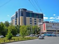 Пермь, улица Белинского, дом 31. многоквартирный дом