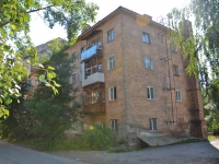 Perm, Industrializatsii st, house 22. Apartment house