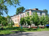 Perm, Tsiolkovsky st, house 9. Apartment house