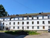 Perm, Tsiolkovsky st, house 17. Apartment house