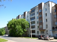 Пермь, улица Работницы, дом 3А. многоквартирный дом
