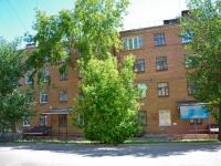 Пермь, улица Работницы, дом 3. многоквартирный дом