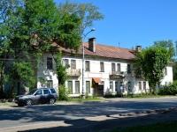 Пермь, улица Василия Соломина, дом 14. многоквартирный дом