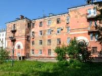 Пермь, улица Братьев Вагановых, дом 8. общежитие Котловчанин