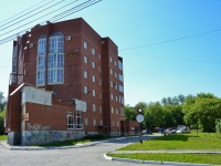 Perm, Metallistov st, house 8. Apartment house