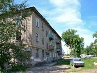 Пермь, улица Металлистов, дом 13. многоквартирный дом