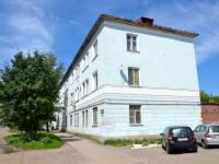 Пермь, улица Металлистов, дом 15. многоквартирный дом