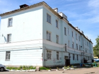 Perm, Metallistov st, house 15. Apartment house