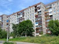 Пермь, улица Металлистов, дом 21. многоквартирный дом