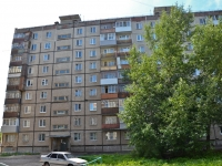 Perm, Metallistov st, house 21. Apartment house