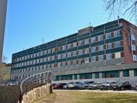 Пермь, улица Баумана, дом 17А. больница