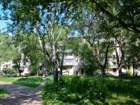 Пермь, улица Кавалерийская, дом 4. многоквартирный дом