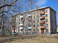 Пермь, улица Кавалерийская, дом 15. многоквартирный дом
