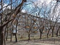 Пермь, улица Кавалерийская, дом 16. многоквартирный дом