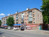 Perm, Sovetskoy Armii st, house 3. Apartment house