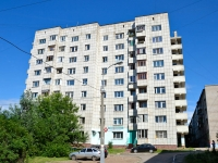 Perm, Lev Tolstoy st, house 25. Apartment house