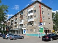Пермь, улица Танкистов, дом 13. многоквартирный дом