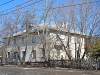 Пермь, улица Танкистов, дом 21. многоквартирный дом