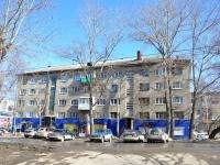 Пермь, улица Танкистов, дом 17. многоквартирный дом