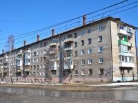 Пермь, улица Танкистов, дом 19. многоквартирный дом