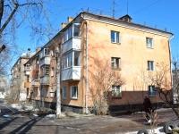 Пермь, улица Танкистов, дом 36. многоквартирный дом