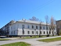 Пермь, улица Танкистов, дом 37. многоквартирный дом