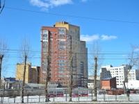 Пермь, улица Снайперов, дом 3. многоквартирный дом