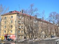 Пермь, улица Снайперов, дом 7. многоквартирный дом
