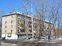 Пермь, улица Снайперов, дом 11. многоквартирный дом