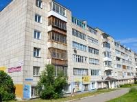 Perm, Stakhanovskaya st, house 4. Apartment house