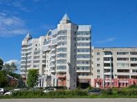 Пермь, улица Стахановская, дом 10А. многоквартирный дом