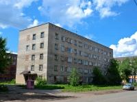 Perm, Stakhanovskaya st, house 49А. Apartment house