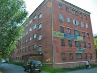 Perm, Stakhanovskaya st, house 51. polyclinic
