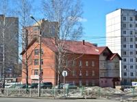 """Пермь, улица Мира, дом 4А. гостиница (отель) """"Галатея"""""""