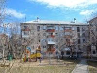 Пермь, улица Мира, дом 10. многоквартирный дом