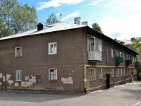 Пермь, улица Быстрых, дом 4. многоквартирный дом