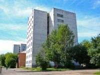 Пермь, улица Быстрых, дом 5. общежитие