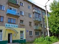 Пермь, улица Быстрых, дом 6. многоквартирный дом