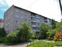 Пермь, улица Быстрых, дом 12. многоквартирный дом
