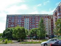 Пермь, улица Быстрых, дом 14. многоквартирный дом