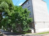 Пермь, улица Быстрых, дом 15. многоквартирный дом