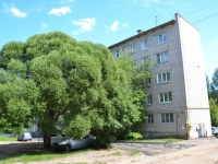 Perm, Bystrykh st, house 17. Apartment house