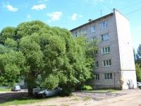 Пермь, улица Быстрых, дом 17. многоквартирный дом