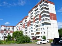Пермь, улица Левченко, дом 6. многоквартирный дом