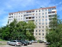 Пермь, улица Чехова, дом 24. многоквартирный дом