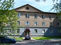 Пермь, улица Авиационная, дом 51. общежитие