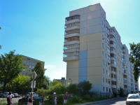 Perm, Grachev st, house 25. Apartment house